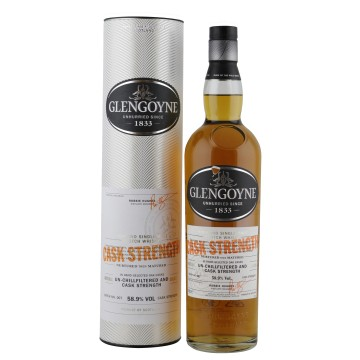 Glengoyne Cask Strength Single Malt Whisky Batch#7