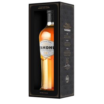 Tamdhu Speyside Single Malt Scotch Whisky 12 yr