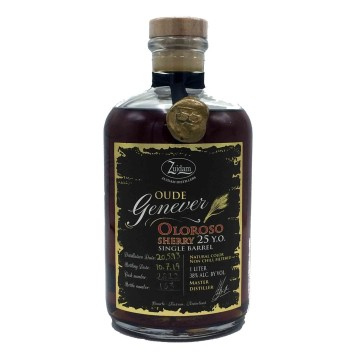 Zuidam Oude Genever Oloroso Sherry 25Y Single Barrel